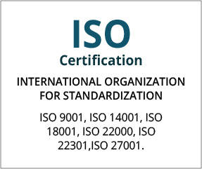 ISO 9001 Certification Italy